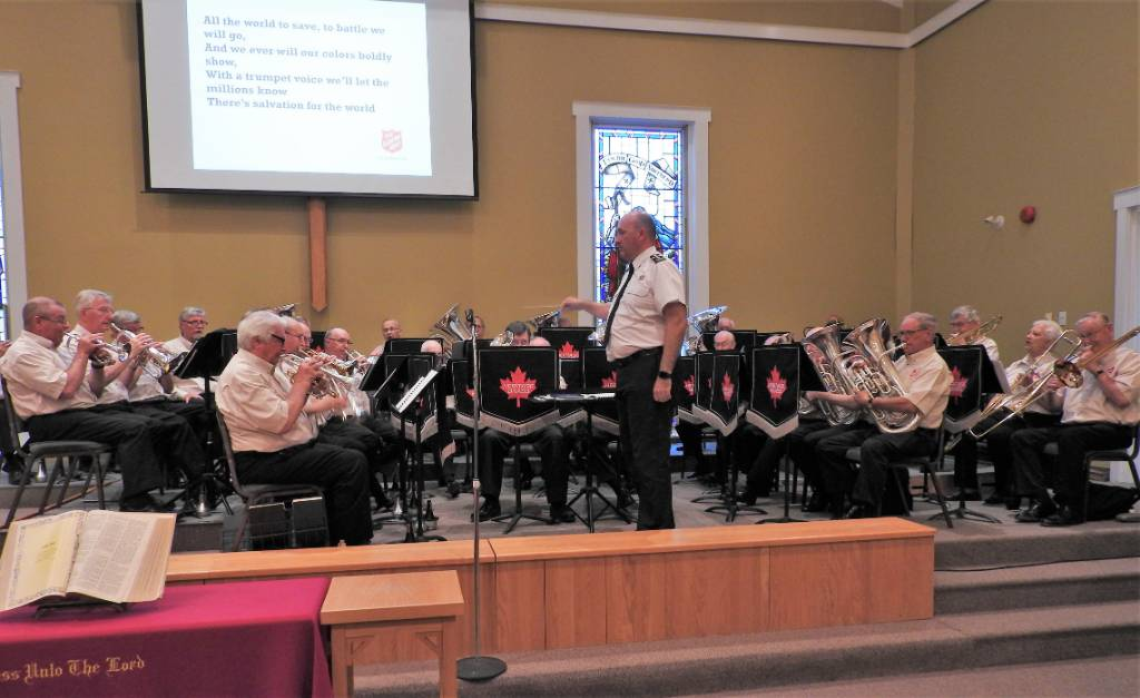 HB Annual Concert at Jackson's Point Corps